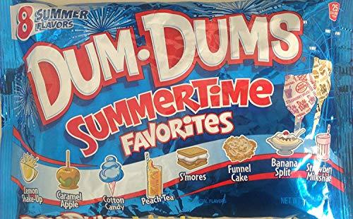 DumDums Limited Edition Flavors 104 Ounce Bag