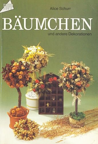 Bäumchen und andere Dekorationen (5....
