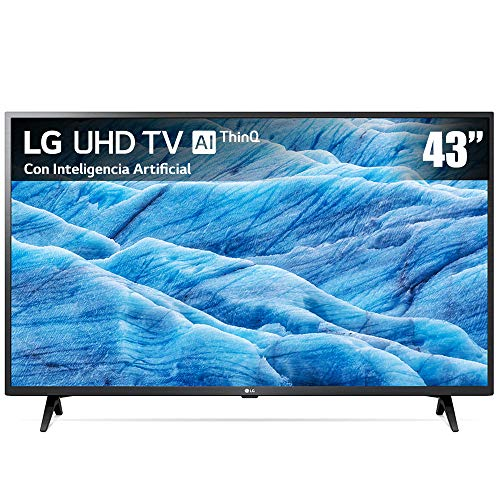 TV LG 43' 4K UHD AI ThinQ con Alexa integrada 43UM7310PUA