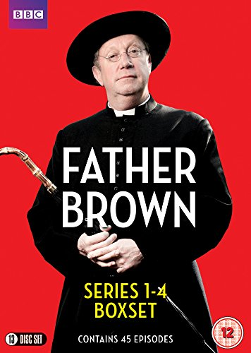 Father Brown, Series 1-4 [Region2] Requires a Multi Region Player