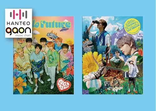 NCT Dream - Hello Future [Hello + Future Full Set Ver.] (1st Repackage Album) [Pre...