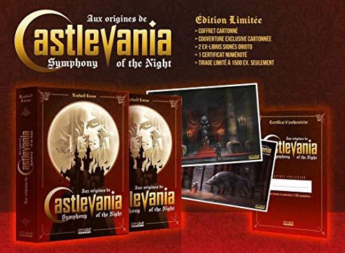 Aux origines de Castlevania Symphony of the Night (Collector)