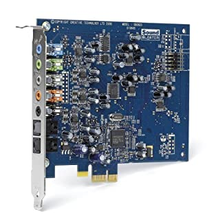 Creative Sound Blaster X-Fi Xtreme Audio PCI Express Sound Card (B000V02HWS) | Amazon price tracker / tracking, Amazon price history charts, Amazon price watches, Amazon price drop alerts