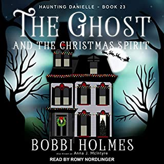 The Ghost and the Christmas Spirit cover art