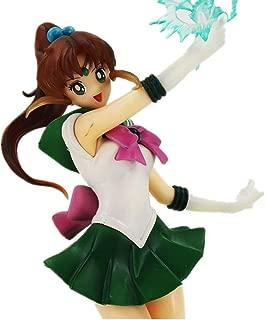 Sailor Jupiter Kino Makoto Figure Model Toy Hot Anime Sailor Moon Figure Model Toy PVC Toys Girls Gifts