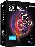 Pinnacle Studio HD Ultimate Collection 15 - Software de video (5836.8 MB, 1024 MB, Intel Pentium / AMD Athlon 1.8 GHz, DEU)