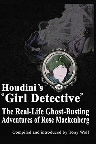 "Amazon.com: Houdini's ""Girl Detective"": The Real-Life Ghost ..."