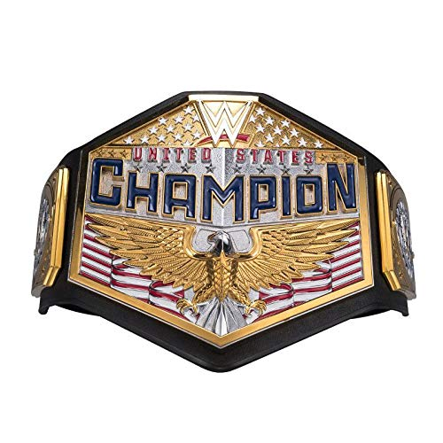 WWE Authentic Wear United States Championship Replica Title Belt (2020) Multi