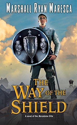 The Way of the Shield (Maradaine Elite)