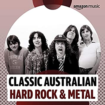 Classic Australian: Hard Rock & Metal