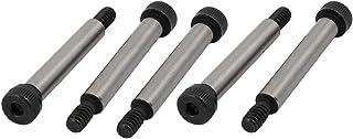 18-8 Stainless Steel Shoulder Diameter 5//8 inch Shoulder Length 1 1//4 inch Socket Head Shoulder Screw Coarse 5//8 inch x 1 1//4 inch Quantity: 25 pcs 1//2-13 Thread Size
