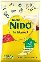 NIDO Full Cream Milk Powder Pouch, 2250 g