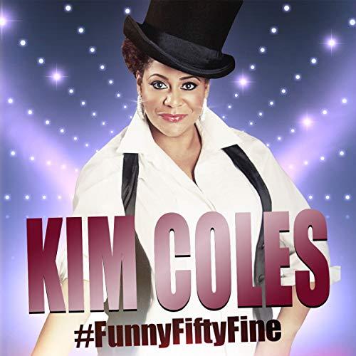 #FunnyFiftyFine audiobook cover art