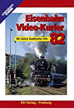 Eisenbahn Video-Kurier 82:90 Jahre Badische Ivh [Import allemand]