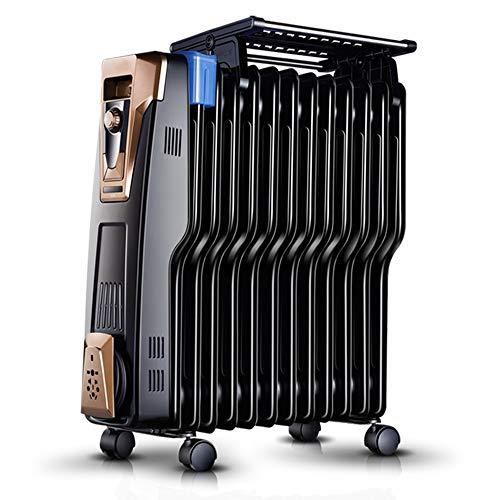 Heater con Aceite Radiador De Calefacción, Mute Ahorro De Energía 3 Velocidad...