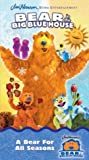 Bear in the Big Blue House - A Bear for All Seasons [VHS]