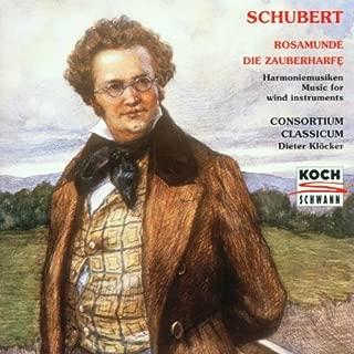Schubert: Rosamunde / Die Zauberharfe