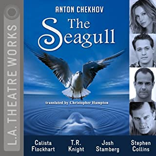 The Seagull audiobook cover art
