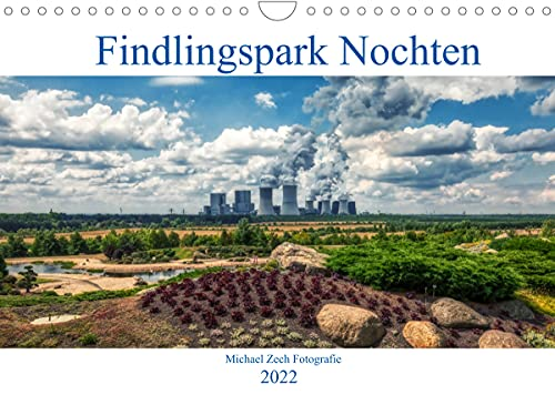 Der Findlingspark in der Lausitz (Wandkalender 2022 DIN A4 quer)