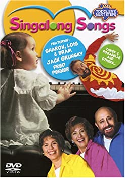 DVD Toddler's Next Steps: Singalong Songs Book