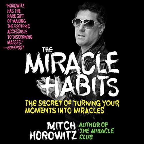 Page de couverture de The Miracle Habits