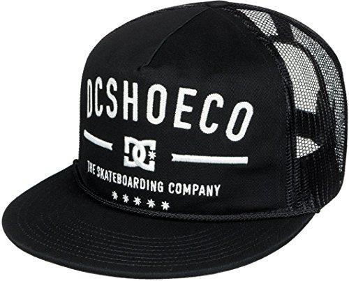 DC Shoes Wall Bitten - Casquette Trucker - Homme - One Size - Noir