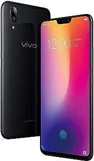 Vivo X21 Dual SIM - 128GB, 6GB RAM, 4G VOLTE, Black