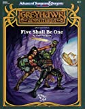 Five Shall Be One, Advanced Dungeons & Dragons/2nd Edition : Greyhawk Adventures, Wgs1 Adventure, No. 9317