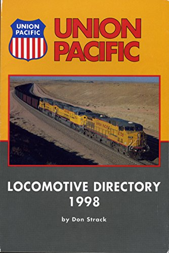Union Pacific Locomotive Directory 1998