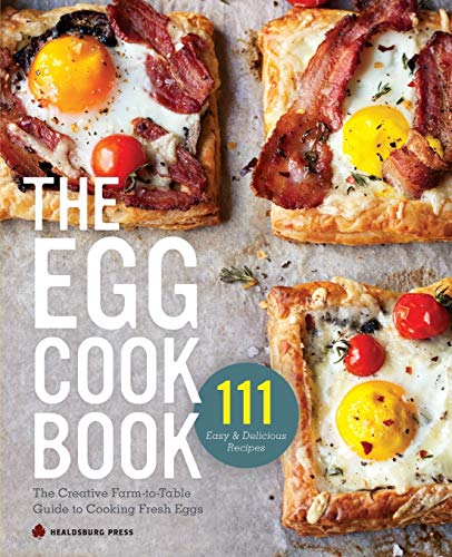 The Egg Cookbook: The Creative