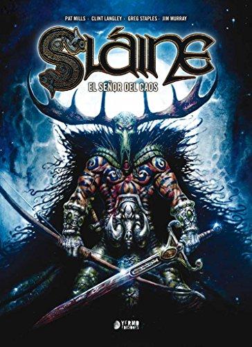 Slaine Integral 2. El Señor Del Caos