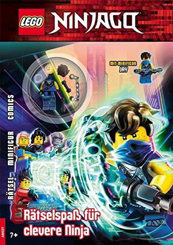 Lego® NINJAGO® – Rätselspass für clevere Ninja