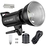 Godox SK400II 400 Monolight with Built-in Godox 2.4G Wireless X System Bowens Mount