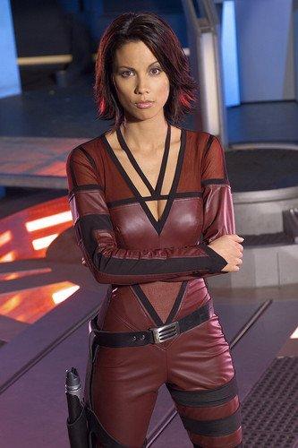Lexa Doig 24x36 Poster cult TV sci-fi series Andromeda
