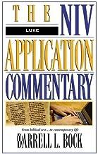 Best book of luke niv Reviews
