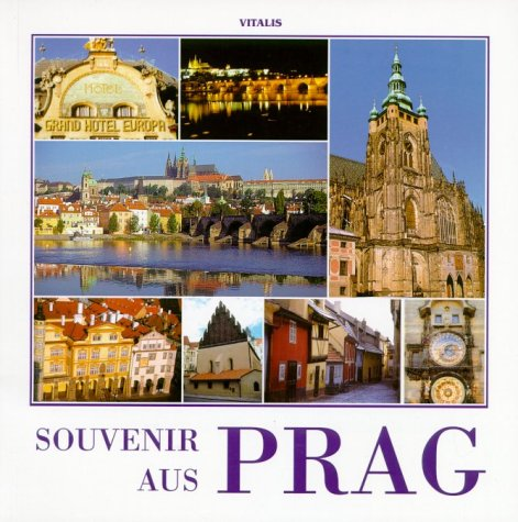 Souvenir aus Prag