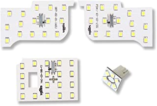 YOURS(ユアーズ) 日産 リーフ (減光調整付き) 専用設計 LED ルームランプセット (専用工具付) (1年保証) YA912-7353