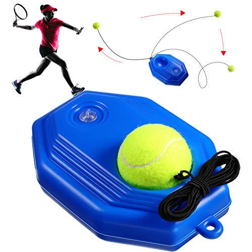 Sumind Entrenador de Tenis Entrenador de Pelotas de Tenis de Entrenamiento de...