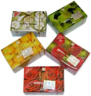 Country 2 Packs of SOEX herbal hookah shisha flavour, Each pack contains 50 grams. Mo.