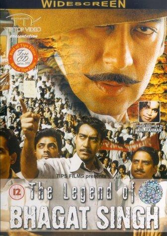 The Legend Of Bhagat Singh [DVD] [2002] [Reino Unido]