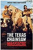 Texas Chainsaw Massacre Poster Drucken (60,96 x 91,44 cm)