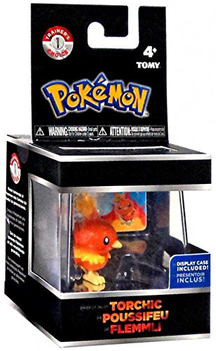 Pokemon Trainer's Choice Torchic Mini Figure