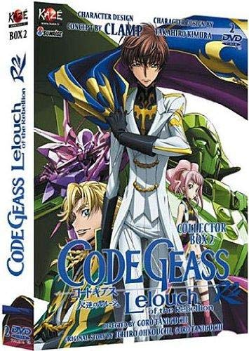 Code Geass Lelouch of The Rebellion R2-Coffret 2/3 (Saison 2) [Édition Collector]