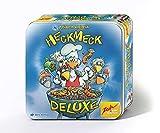 Zoch Heckmeck Deluxe 601105073 Juego de Dados turbulentos en una práctica Caja de Metal, a Partir de 8 años