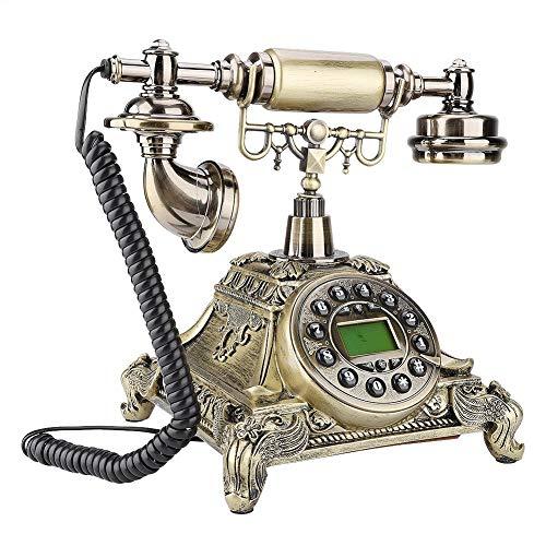 Topiky Teléfono Vintage,Estilo...