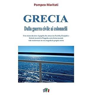 Grecia: Dalla guerra civile ai colonnelli copertina