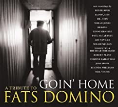 Goin' Home: A Tribute to Fats Domino by Paul McCartney, Tom Petty, Elton John, Neil Young, Norah Jones, Lucinda Williams [Music CD]