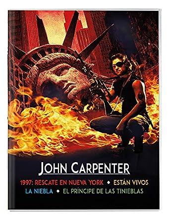 John carpenter (pack) [DVD]