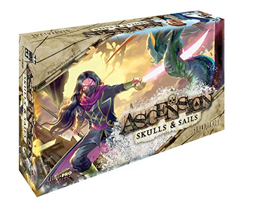 Ultra Pro Ascension (15th Set): Skulls & Sails