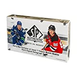 2019-20 Upper Deck SP Authentic Hockey Hobby Box